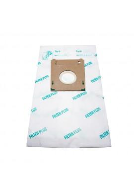 SIEMENS/ BOSCH- Σακούλες Χάρτινες Paper Filter για ηλεκτρικές σκούπες Siemens S.018 , Τύπος G.