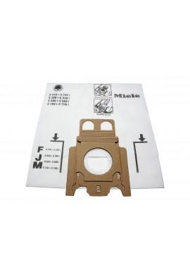 MIELE- Σακούλες Χάρτινες Paper Filter για ηλεκτρικές σκούπες Miele M BAG, Τύπος FJM