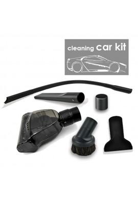 Car KIT - Σετ καθαρισμού Αυτοκινήτου για ΟΛΕΣ τις Σκούπες