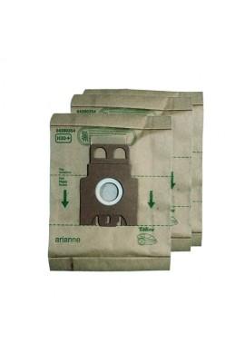 HOOVER- Σακούλες Χάρτινες Paper Filter για ηλεκτρικές σκούπες Hoover Telios PLUS, Τύπος H.025